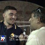 Paulo Poccia, el técnico campeón, del Clausuta Martín Denat