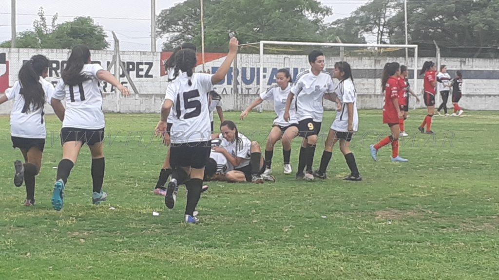 Deportivo Santa Rosa, es finalista en Reserva Femenino