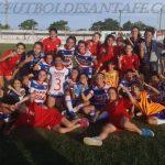 Unión venció a Alvear y va por otro título en Femenino