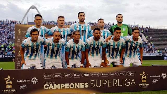 Racing ganó a Tigre