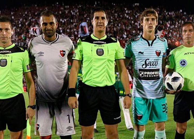 Designaciones arbitrales, fecha 19 Superliga