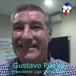 Gustavo Pueyo, habló sobre el tema policía y otras cuestiones que atañen a La Liga Santafesina
