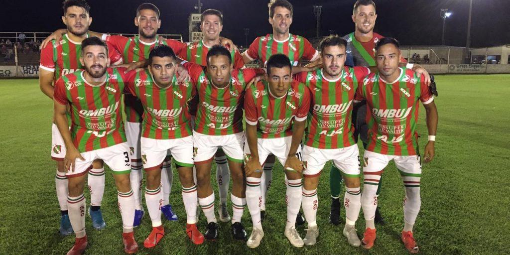 Defensores (Villa Ramallo) 1 - Sportivo AC (Las Parejas) 1