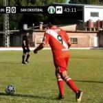 Los goles de Juventud (Humboldt) - San Cristóbal