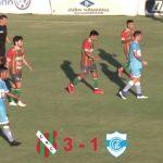 Los goles de Sportivo (Las Parejas) 3 - Gimnasia (C.U.) 1