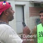 Mauro Cuberli, analizó la goleada de San Jorge a Ateneo