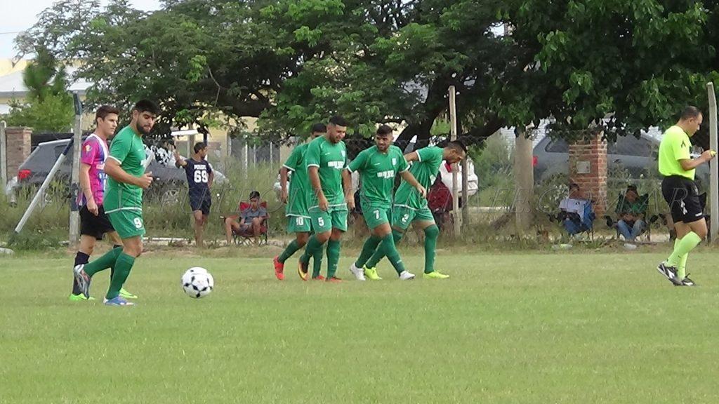 Se jugaron las revanchas en 8vos, Copa Federación