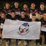 Nacional 3 (5) - Newell´s 3 (6). Tiburón Lagunero 2020