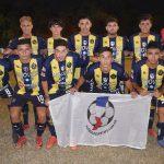 Náutico El Quillá 3 - Cosmos FC 2 (Tiburón - Lagunero)