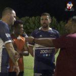 Jorge Cócerez, se despidió del fútbol activo
