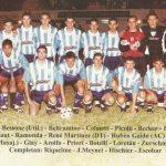 Maximiliano Giay recuerda a Argentino Bicampeón 1999