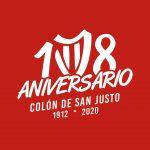 Colón de San Justo, festejó 108 años