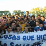 Hace 6 años, La Salle ascendía al Argentino B