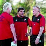 """""""Mostaza"""" Merlo, recordó su paso por Colón"""