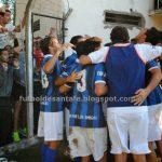 Nicolás Iparraguirre, recuerda el ascenso de La Salle, al Argentino B