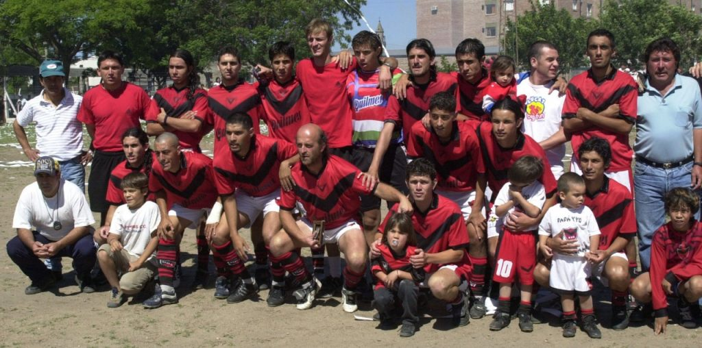 Leandro Paiva, revive el ascenso 2001 de Newell´s y el Clausura 2009 en Primera A