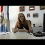 Entrevista a Claudia Giacone (secretaria de deportes de la provincia)