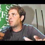 Carlos Lanzaro, opinó del probable retorno del fútbol en la provincia