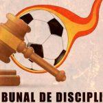 Fallos del tribunal de disciplina, Consejo Federal