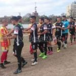 """15 de septiembre 2018, se jugaba la 6ta del Clausura Antonio """"Lolo"""" Bossio"""