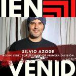 Silvio Azoge, es el nuevo entrenador de Central San Carlos