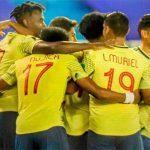 Colombia 3 - Venezuela 0 (Fecha 1, Eliminatorias Qatar 2022)