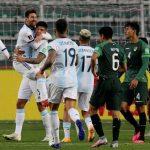 Bolivia 1 - Argentina 2 (Fecha 2, Eliminatorias Qatar 2022)