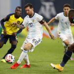 Comenzaron las eliminatorias sudamericanas, rumbo a Qatar 2022