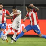Paraguay 2 - Perú 2 (Fecha 1 eliminatorias Qatar 2022)