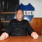 Ramón Ruglio, analizó la actualidad de Gimnasia y Esgrima