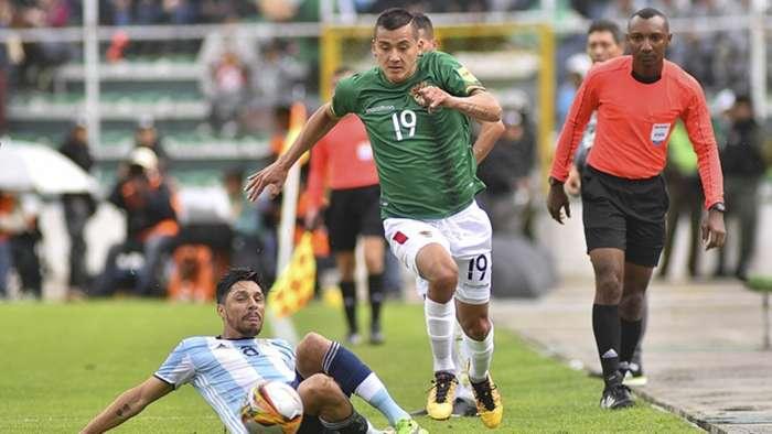 El historial de Argentina, jugado eliminatorias en La Paz