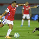 Uruguay 2 - Chile 1 (Fecha 1 eliminatorias, rumbo Qatar 2022