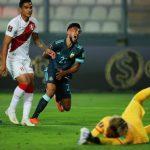 Perú 0 - Argentina 2 (4° fecha eliminatorias Qatar 2022 - la crónica)