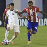 Argentina 1 - Paraguay 1 (Eliminatorias Qatar 2022)