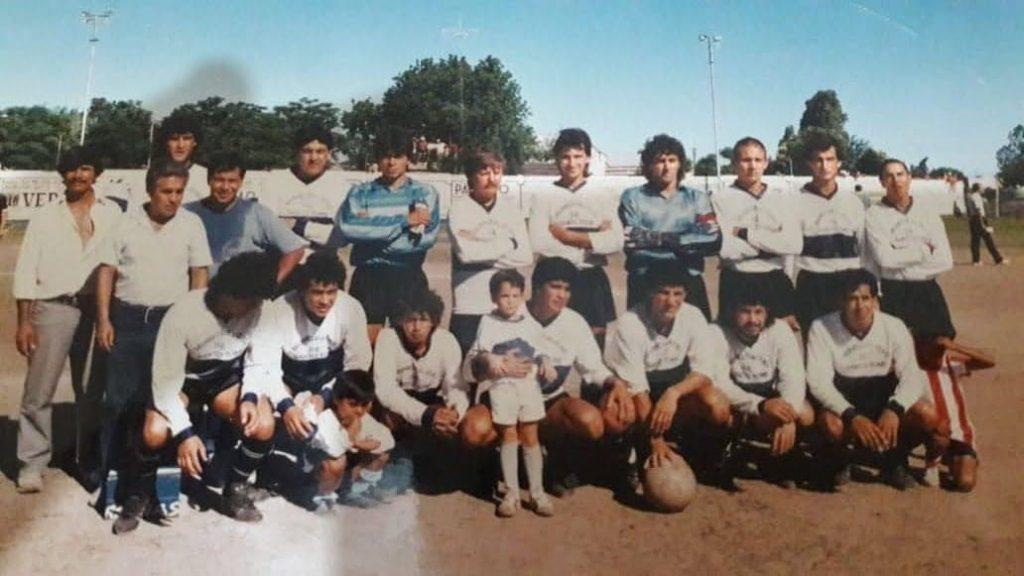 A 30 años del campeonato de Atenas