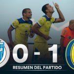 Godoy Cruz 0 - Rosario Central 1 (La síntesis y resumen)