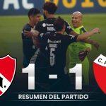 Independiente 1 - Colón 1 (Compacto del partido)