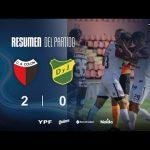 Los goles de Colón 2 - Defensa y Justicia 0