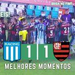 Racing 1 - Flamengo 1 (La síntesis y mejores momentos)