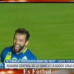 Rosario Central 2 - Godoy Cruz 1 (Síntesis y resumen del partido)