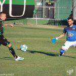 San Martín de San Juan 1 - Nueva Chicago 0 (La síntesis y el gol del triunfo)