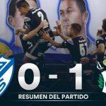 Vélez Sarfield 0 - Gimnasia y Esgrima 1 (La síntesis y resumen del partido)