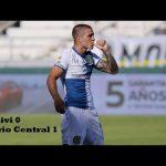 Aldosivi 0 - Rosario Central 1. (La síntesis y el gol del triunfo)