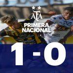 All Boys 1 - Santamarina 0 (La síntesis y el gol del triunfo)