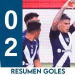 Argentinos Juniors 0 - Independiente 2. (La síntesis y compacto del partido)