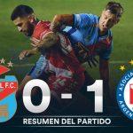 Arsenal 0 - Argentinos Juniors 1 (La síntesis y compacto del juego)