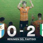 Atlético Tucumán 0 - Banfield 2. (La síntesis y compacto del partido)