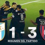 Atlético Tucumán 1 - San Lorenzo 3. (La síntesis y compacto del partido)