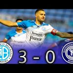 Belgrano (Cba.) 3 - Independiente Rivadavia (Mza.) 0. La síntesis y los goles