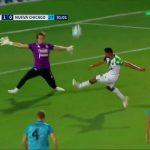 Belgrano (Córdoba) 2 - Nueva Chicago 0. La Síntesis y compacto del partido)